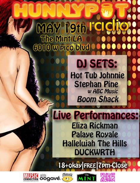 HPR #291 May_19th_2014Flyer