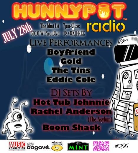 HPR #296 july_28th2014_flyer
