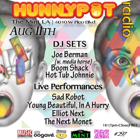 HPR #297 aug 11.2014 flyer