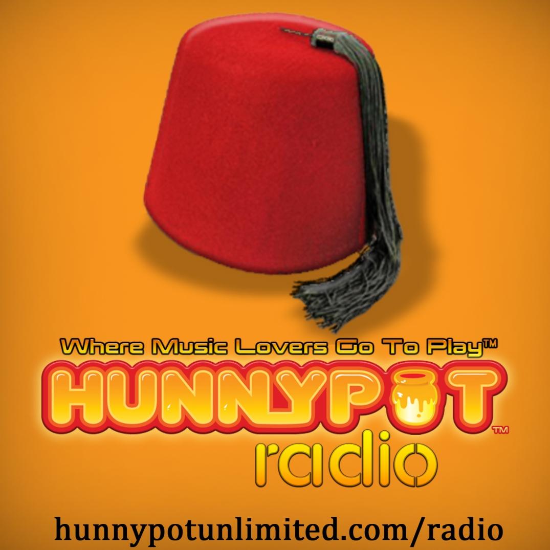 Hunnypot Radio Logo